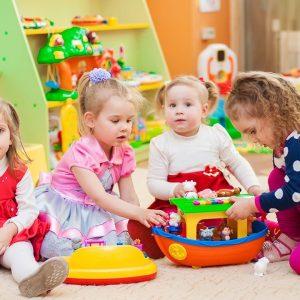 KidFit Older Toddler Daycare
