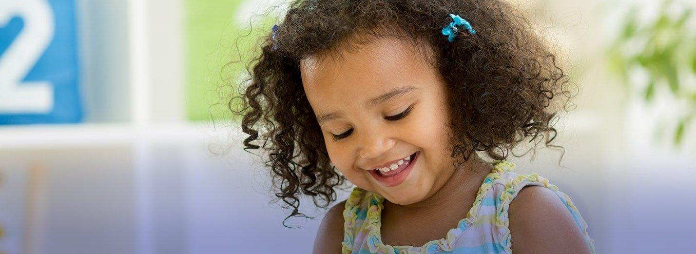 KidFit Daycare Older Toddler Banner