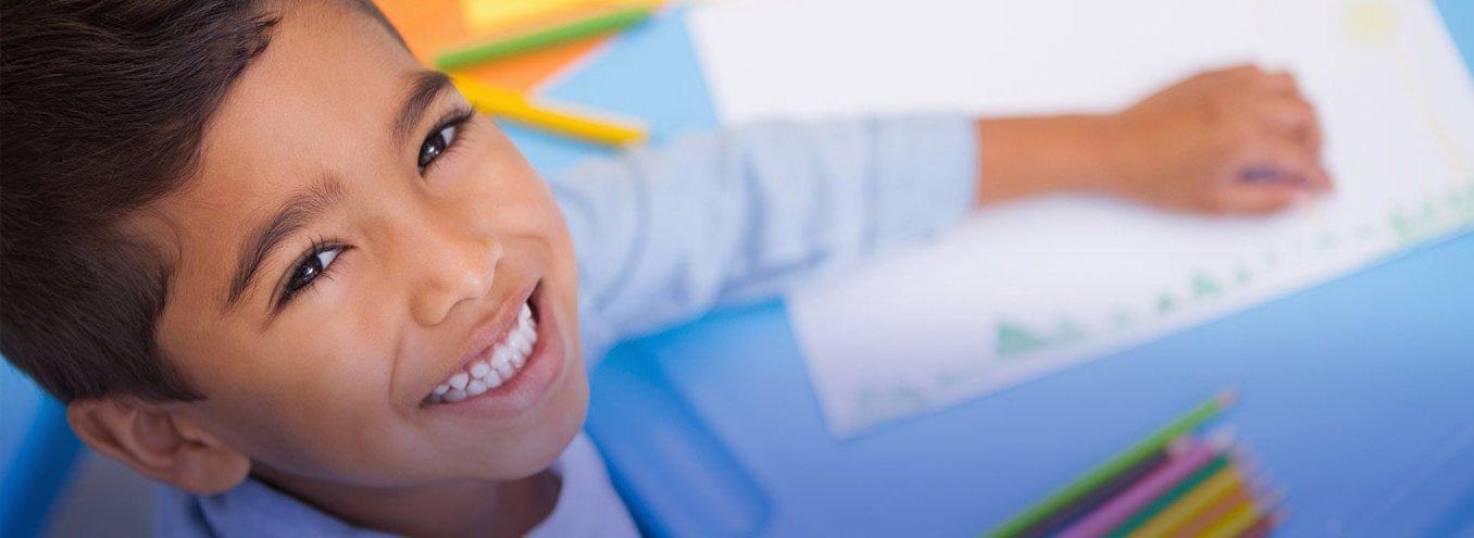 KidFit Daycare Preschool Banner
